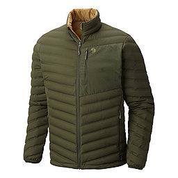 Mountain Hardwear StretchDown Jacket, Surplus Green, 256