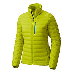 Mountain Hardwear StretchDown Jacket Women's, Fresh Bud, 256