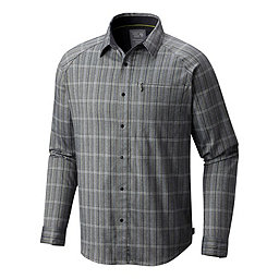 Mountain Hardwear Stretchstone V LS Shirt, Dark Forest, 256