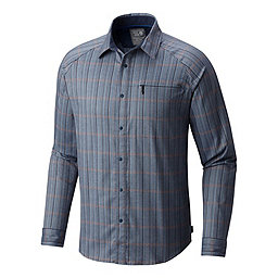Mountain Hardwear Stretchstone V LS Shirt, Zinc, 256