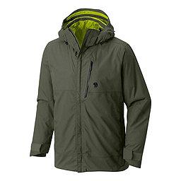 Mountain Hardwear Superbird Jacket, Surplus Green, 256