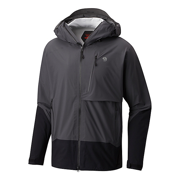 Mountain Hardwear Superforma Jacket, Shark-Black, 600