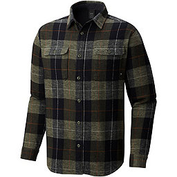 Mountain Hardwear Walcott Long Sleeve Shirt, Surplus Green, 256