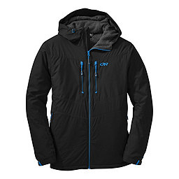 Outdoor Research AlpenIce Hooded Jacket, Black, 256