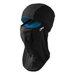 Outdoor Research Ascendant Balaclava, Black-Tahoe, 256