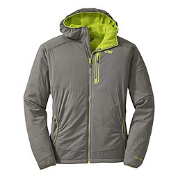 Outdoor Research Ascendant Hoody, Pewter-Lemongrass, 256