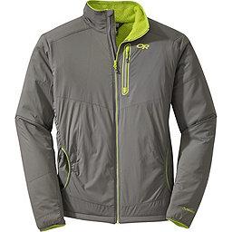 Outdoor Research Ascendant Jacket, Pewter-Lemongrass, 256