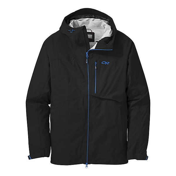 Outdoor Research Bolin Jacket - MD/Black, Black, 600