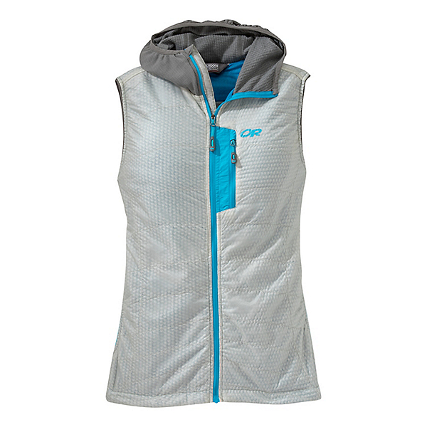 Outdoor Research Deviator Hooded Vest Women's, , 600