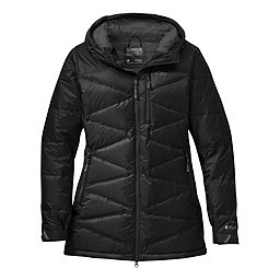Outdoor Research Floodlight Down Parka Women's, Black-Charcoal, 256