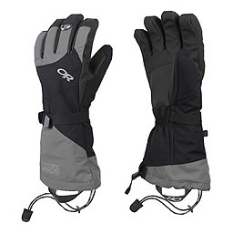 Outdoor Research Meteor Gloves, Black-Charcoal, 256