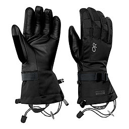 Outdoor Research Revolution Gloves, Black, 256