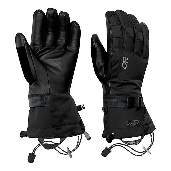 Outdoor Research Revolution Gloves - SM/Black, Black, 600