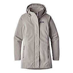 Patagonia Adze Parka Women's, Feather Grey, 256