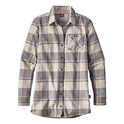 Patagonia Aspen Forest Tunic Women's, Wind Weaver Plaid Tailored Gry, 256