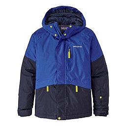 Patagonia Boys Fresh Tracks Jacket, Viking Blue, 256