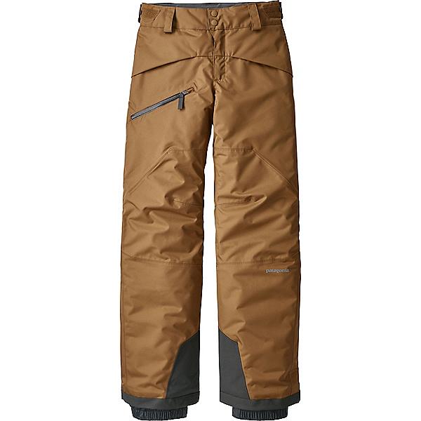 Patagonia Boys Snowshot Pants - MD/Coriander Brown, Coriander Brown, 600