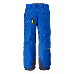 Patagonia Boys Snowshot Pants, Viking Blue, 256