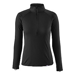 Patagonia Cap MW Zip Neck Women's, Black, 256