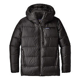 Patagonia Fitz Roy Down Parka, Black, 256
