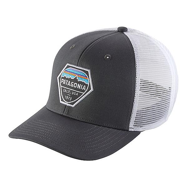 f02dbaa8ed4 Patagonia Fitz Roy Hex Trucker Hat