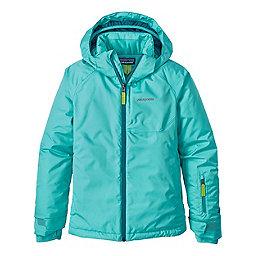 Patagonia Girls Snowbelle Jacket, Strait Blue, 256