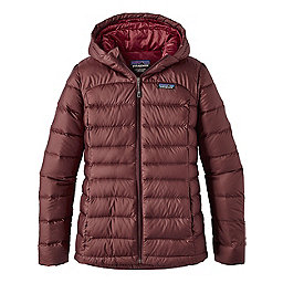 Patagonia Hi Loft Down Hoody Women's, Dark Ruby, 256