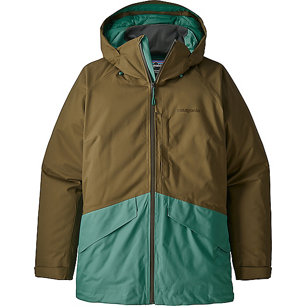 Patagonia Insulated Snowbelle Jacket Women's - MD/Cargo Green, Cargo Green, 600