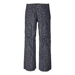Patagonia Insulated Snowbelle Pant R Women's, Go With The Flow Smolder Blue, 256