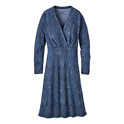 Patagonia Metairie Dress Women's, Cross Current Navy Blue, 256