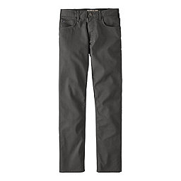 Patagonia Performance Twill Jeans Reg, Forge Grey, 256