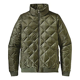 Patagonia Prow Bomber Jacket Women's, Buffalo Green, 256