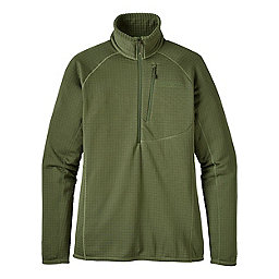 Patagonia R1 PO Women's, Buffalo Green, 256
