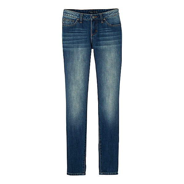 prAna London Jean Reg Women's - 6/Antique Blue, Antique Blue, 600
