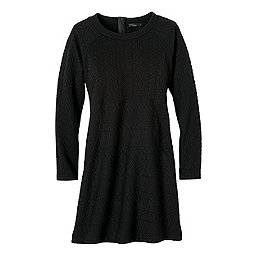 prAna Macee Dress Women's, Black, 256