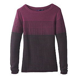 prAna Mallorey Sweater Women's, Dark Plum, 256