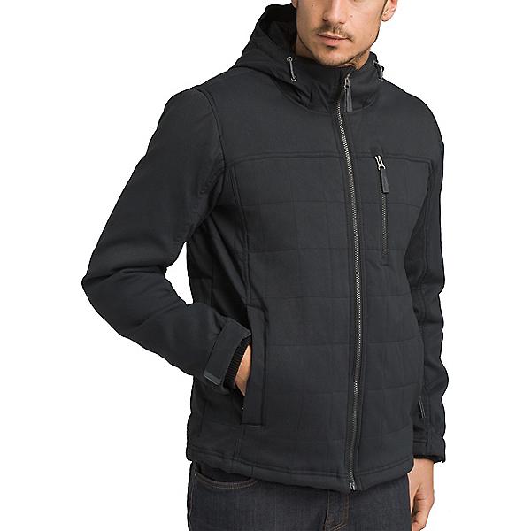 prAna Zion Quilted Jacket - XL/Black, Black, 600