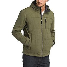 prAna Zion Quilted Jacket, Cargo Green, 256