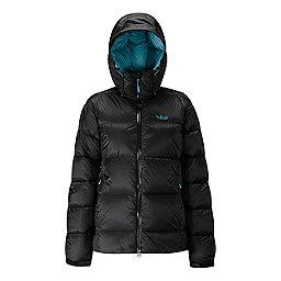 RAB Neutrino Endurance Jacket Women's, Black-Seaglass, 256