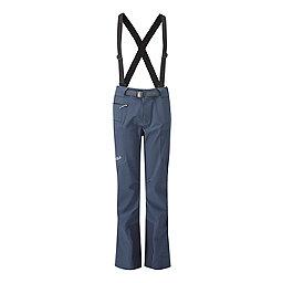 RAB Upslope Pants Women's, Ebony-Zinc, 256