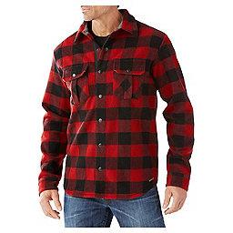 Smartwool Anchor Line Shirt Jacket, Crimson, 256