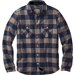 Smartwool Anchor Line Shirt Jacket, Navy, 256