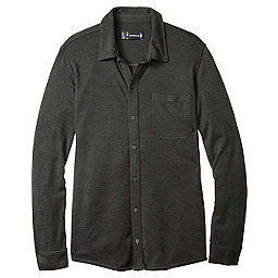 Smartwool Merino 250 Button Down LS, Olive Heather, 256