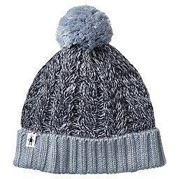 Smartwool Ski Town Hat, Blue Ice Heather, 256