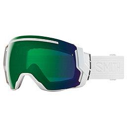 Smith I/O 7, Whiteout-Chromapop Green Mirro, 256