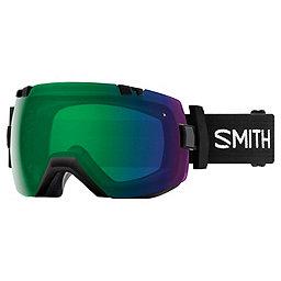 Smith I/OX, Black-Chromapop Green Mirror, 256