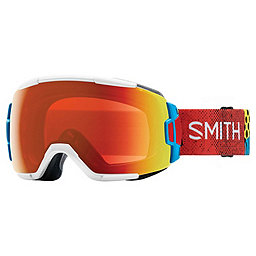 Smith Vice, Burnside-Chromapop Red Mirror, 256