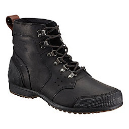 Sorel Ankeny Mid Hiker, Black-Tobacco, 256