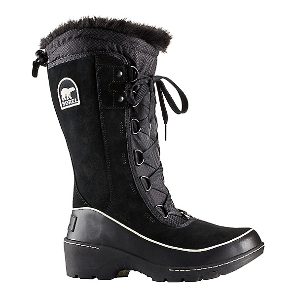Sorel Tivoli III High Women's - 6.5/Black-Light Bisque, Black-Light Bisque, 600