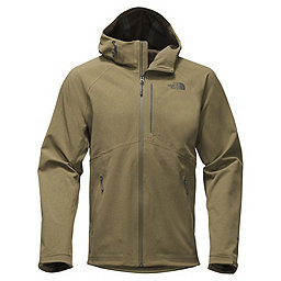 The North Face Apex Flex GTX Jacket, Burnt Olive Green Heather, 256